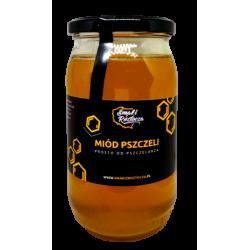 Miód lipowy 1000 g