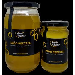 Miód akacjowy 1000 g 2